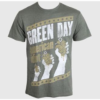 tričko pánské Green Day - Handout - BRAVADO, BRAVADO, Green Day