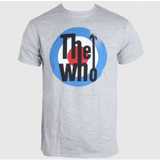 tričko pánské The Who - Target - Grey - LIVE NATION, LIVE NATION, Who
