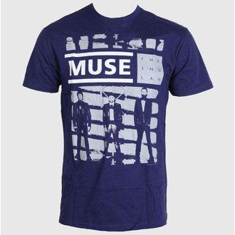 tričko pánské Muse - Shade Of Grey - BRAVADO, BRAVADO, Muse