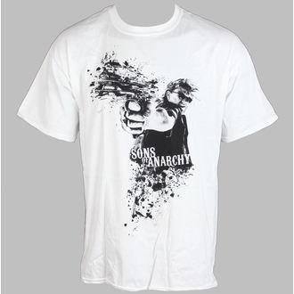 tričko pánské Sons Of Anarchy - Shattering Gun - LIVE NATION - PE11352TSWP