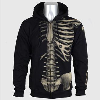mikina pánská ALISTAR - Skeleton Half - ALI101