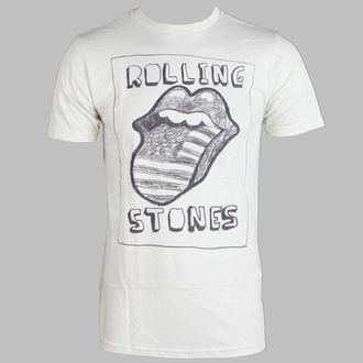 tričko pánské Rolling Stones - US Sketch Tongue - BRAVADO, BRAVADO, Rolling Stones