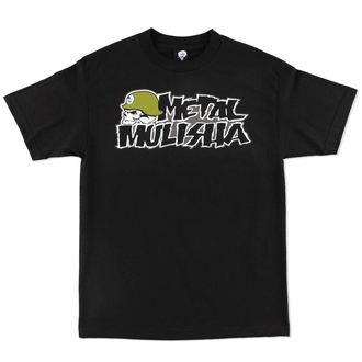 tričko pánské METAL MULISHA - OG CORE - BLK