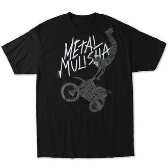 tričko pánské METAL MULISHA - INTAKE, METAL MULISHA