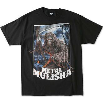 tričko pánské METAL MULISHA - GRIM - BLK