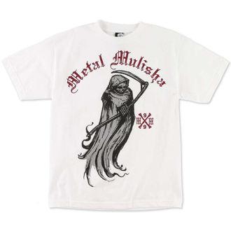 tričko pánské METAL MULISHA - LAST CALL - WHT
