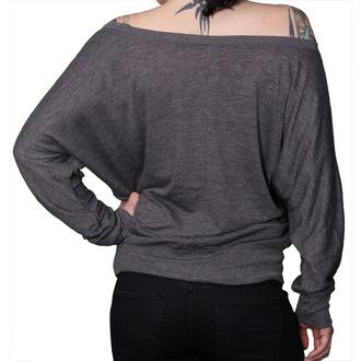 tričko dámské s dlouhým rukávem HYRAW - Punk Shit