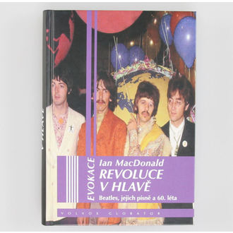 kniha Revoluce v hlavě -  Ian MacDonald, Beatles