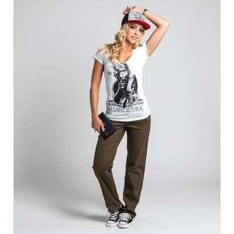 tričko dámské METAL MULISHA - ONLY YOU