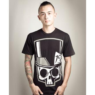 tričko pánské Akumu Ink - Skull13 - Grey - 7TM12