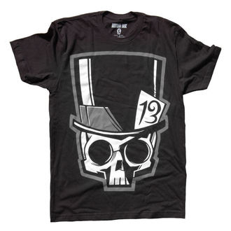 tričko pánské Akumu Ink - Skull13 - Grey, Akumu Ink
