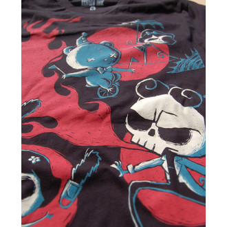 tričko pánské Akumu Ink - Underworld Circus