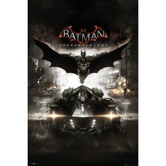plakát Batman - Arkham Knight Cover - GB Posters, GB posters