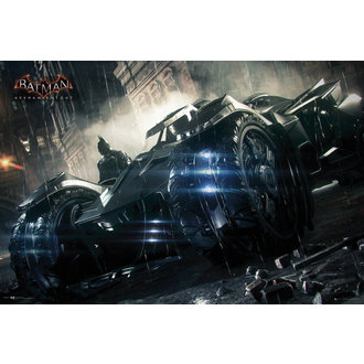 plakát Batman - Arkham Knight Batmobile - GB Posters - FP3518