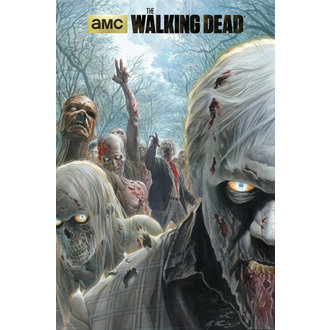 plakát The Walking Dead - Zombie Hoard - GB Posters, GB posters