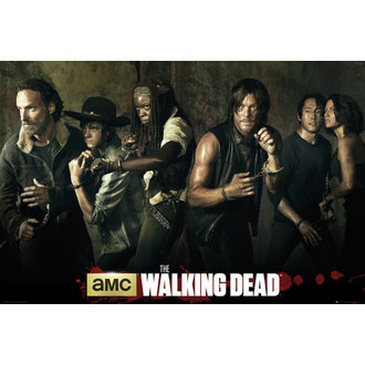 plakát The Walking Dead - Season 5 - GB Posters - FP3558