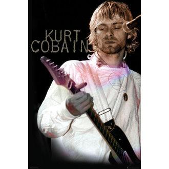 plakát Kurt Cobain - Cook - GB Posters, GB posters, Nirvana