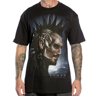 tričko pánské SULLEN - Roman Iron - BLK