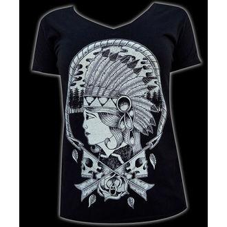 tričko dámské BLACK MARKET - Adi - Apache - BM153
