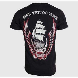 tričko pánské BLACK MARKET - Adi - Fine Tattoo Work, BLACK MARKET