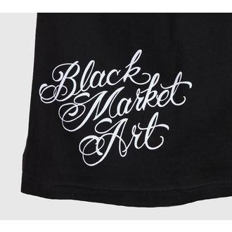 tričko pánské BLACK MARKET - Ian Mcniel - Queen Mary