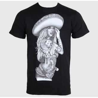 tričko pánské BLACK MARKET - Mouse Lopez - Zapata, BLACK MARKET