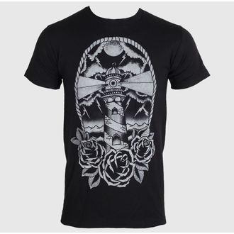 tričko pánské BLACK MARKET - Adi - Light House - BM104