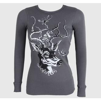 tričko dámské s dlouhým rukávem (termo) BLACK MARKET - Nolan Newbury - Oh Dear - BM156
