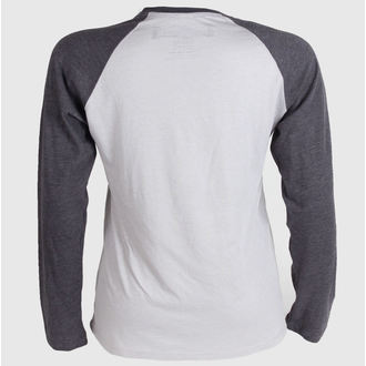 tričko pánské s dlouhým rukávem BLACK MARKET - Gents Barber Shop