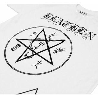tričko pánské CVLT NATION - Black Mass - White