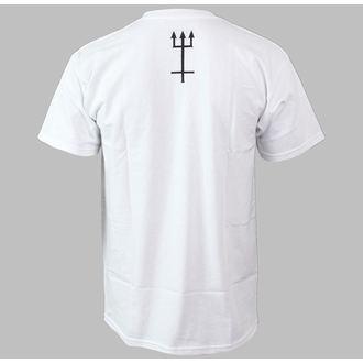 tričko pánské CVLT NATION - Show No Mercy - White