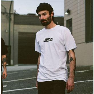 tričko pánské CVLT NATION - Antichrist - White