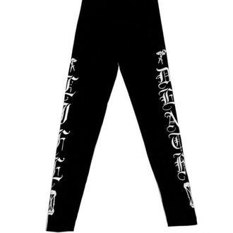 kalhoty dámské (legíny) CVLT NATION - Mourning Prayer - Black, CVLT NATION