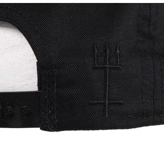 kšiltovka CVLT NATION - Antichrist - Black/Grey