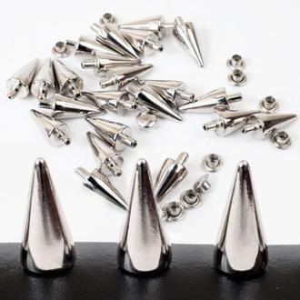 hroty kovové - 10ks