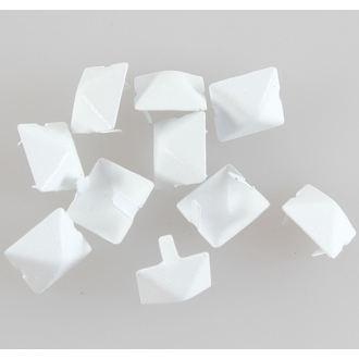 pyramidy kovové - 10ks - CW-046