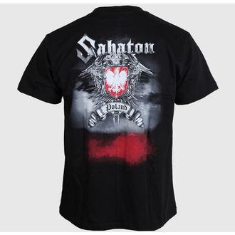 tričko pánské Sabaton - Poland - CARTON, CARTON, Sabaton