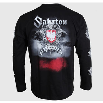 tričko pánské s dlouhým rukávem Sabaton - Poland - CARTON, CARTON, Sabaton