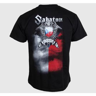 tričko pánské Sabaton - Czech Republic - CARTON, CARTON, Sabaton