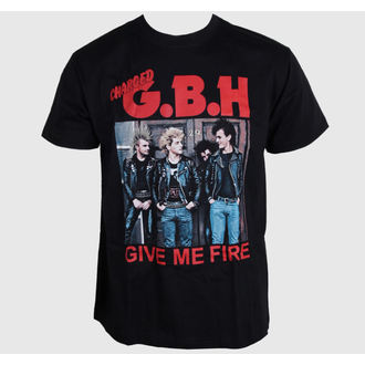 tričko pánské G.B.H. - Give Me Fire - CARTON - K_509