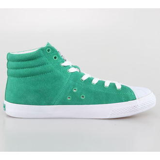 boty pánské VISION - Suede HI - Pepper Green/White