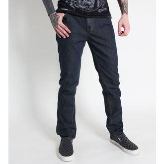 kalhoty pánské FUNSTORM - MANUAL Jeans - 91 Dark Indigo