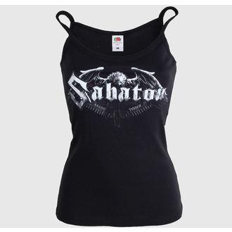 tílko dámské Sabaton - Eagle Logo - NUCLEAR BLAST, NUCLEAR BLAST, Sabaton