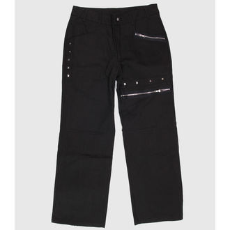 kalhoty pánské NECESSARY EVIL - Black, NECESSARY EVIL