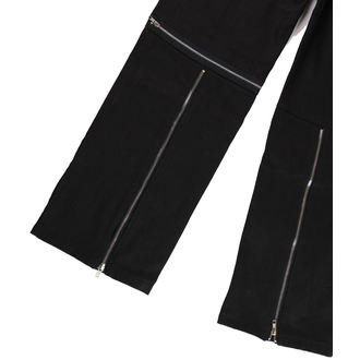 kalhoty pánské NECESSARY EVIL - Black