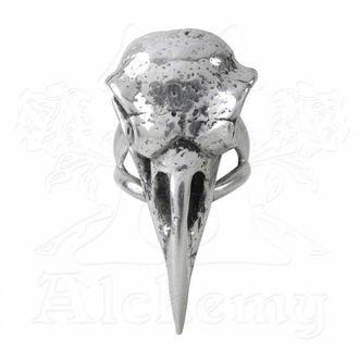prsten ALCHEMY GOTHIC - Rabeschadel - Raven