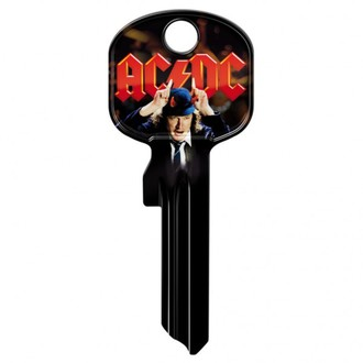 klíč do zámku AC/DC - Live, F.B.I., AC-DC