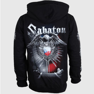 mikina pánská Sabaton - Czech Republic - CARTON - BKZ_615