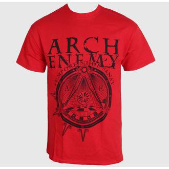 tričko pánské Arch Enemy - Symbol - Red - RAZAMATAZ - ST1841