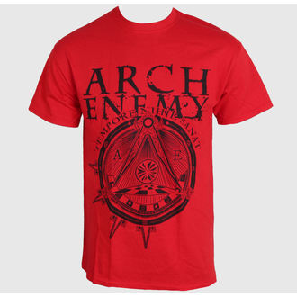 tričko pánské Arch Enemy - Symbol - Red - RAZAMATAZ, RAZAMATAZ, Arch Enemy